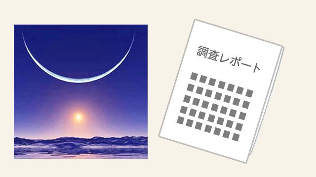 望先生の調査レポート